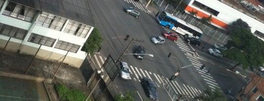 Avenida Jabaquara is one of De carro no transito de sp.