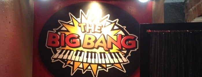 The Big Bang Tempe is one of Mill Ave District.