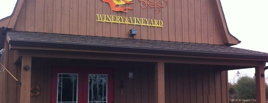 A Gust of Sun Winery & Vineyard is one of Events.