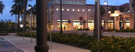 The Container Store is one of Miami.