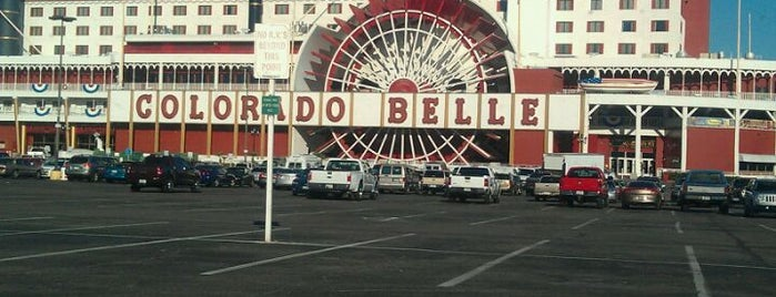 Colorado Belle Hotel And Casino is one of Locais curtidos por BJ.