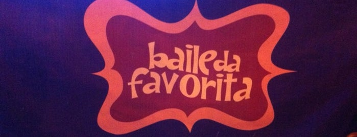 Baile da Favorita is one of Locais curtidos por Bruno.