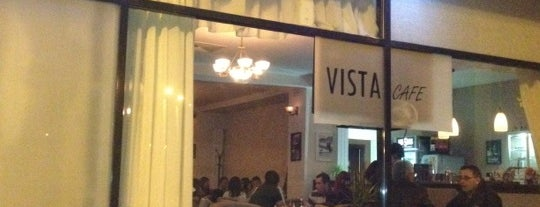 Vista Cafe is one of Orte, die Anastasia gefallen.