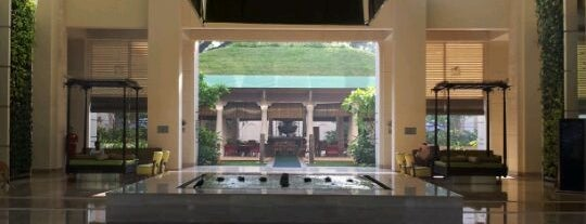 The Cubbon Pavilion is one of Orte, die Chris gefallen.