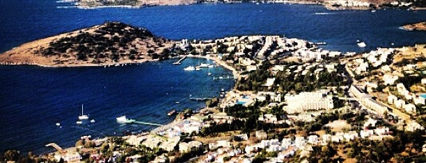 Yalıkavak is one of Bodrum.