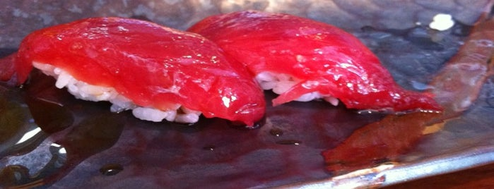 Sushi Central is one of Culver City.