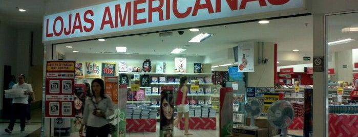 Lojas Americanas is one of Cidades... e lugares...