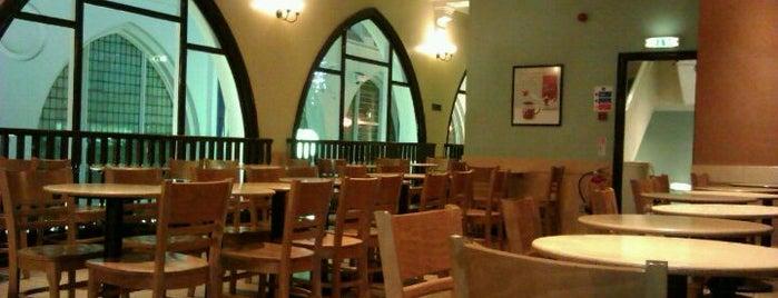 Starbucks is one of สถานที่ที่ Chery San ถูกใจ.