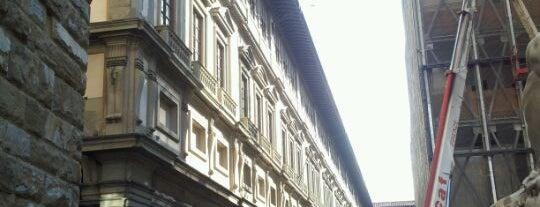 Galleria degli Uffizi is one of Good Time.