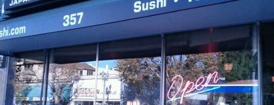 Ta-Ke Sushi is one of สถานที่ที่ Jennifer ถูกใจ.