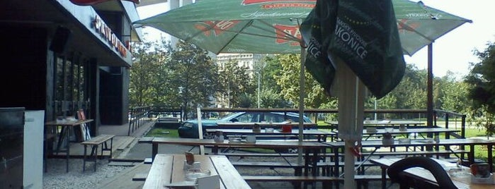 Restaurace Folimanka is one of StorefrontSticker #4sqCities: Prague.