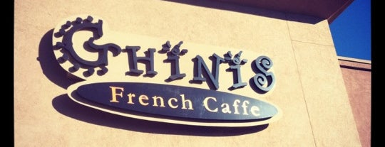 Ghini's French Caffe is one of Interesting places to eat.