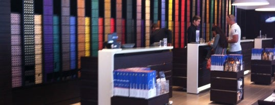 Nespresso Boutique is one of Must go when you are in London.