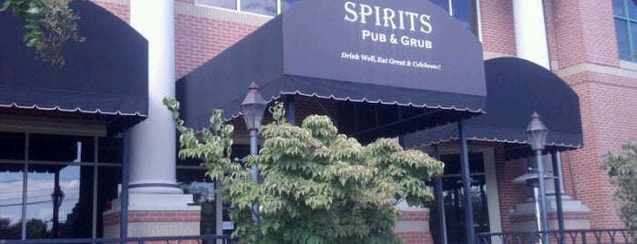 Spirits Pub & Grub is one of Best Bar.