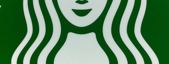 Starbucks is one of Tempat yang Disukai Tania.