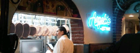 Angelo's is one of NY Region Old-Timey Bars, Cafes, and Restaurants.