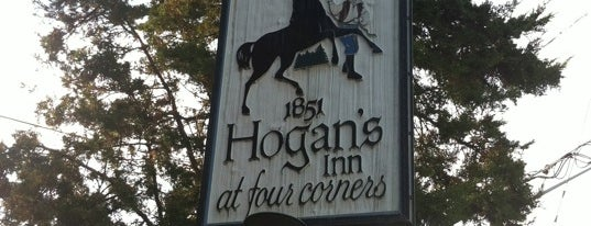 Hogan's Inn is one of Alinaさんのお気に入りスポット.