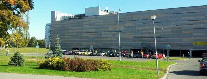 Rimi Hipermārkets [Olimpija] is one of Lielveikali Latvijā.