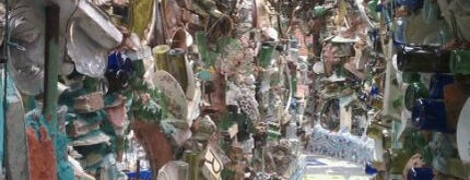 Philadelphia's Magic Gardens is one of Philly Faves.