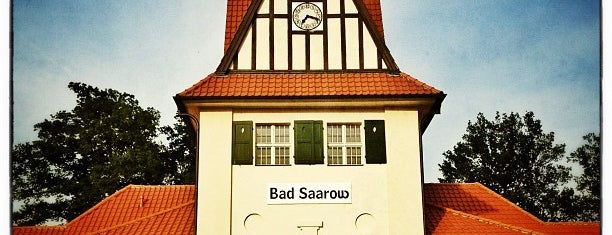 Bad Saarow is one of Brandenburg Blog.