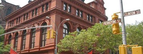 Brooklyn Historical Society is one of New York 2018.
