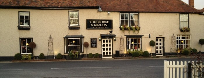 George And Dragon is one of Went Before 4.0.