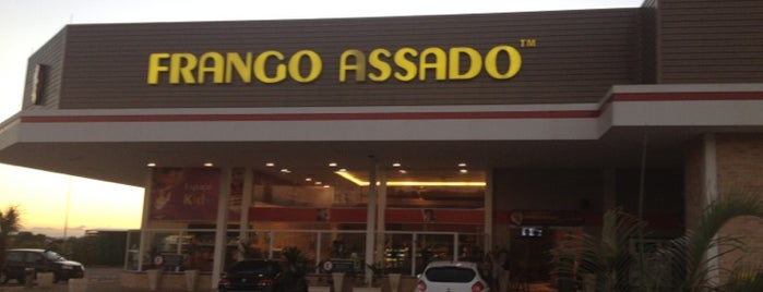 Frango Assado is one of Lugares favoritos de Marcos Eudes perão.