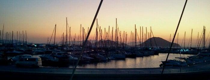 D-Marin Turgutreis Marina is one of Favorite Great Outdoors.