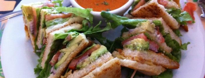 Saturn Cafe Berkeley is one of Eateries: Berkeley-Oakland-SF.
