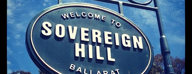 Sovereign Hill is one of Inspired locations of learning 2.