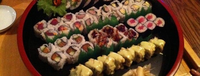 Benkay Japanese Restaurant & Sushi Bar is one of Ryan'ın Kaydettiği Mekanlar.