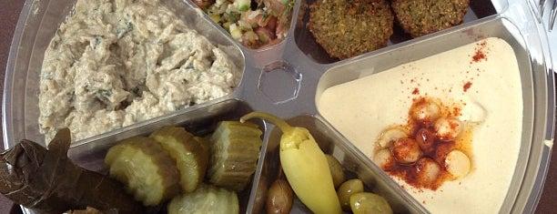 Pita Pan is one of Vegan and Vegetarian.