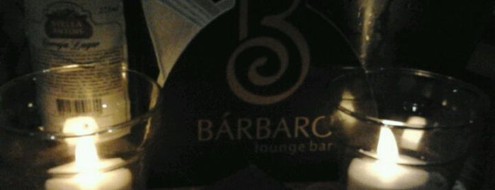 Bárbaro Lounge Bar is one of Bares.