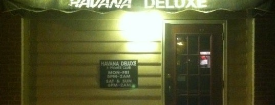 Havana Deluxe is one of Raleigh Favorites II.