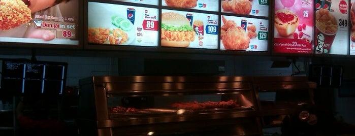 KFC is one of Locais salvos de Юлия.