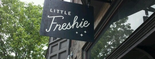 Little Freshie is one of Kansas City.