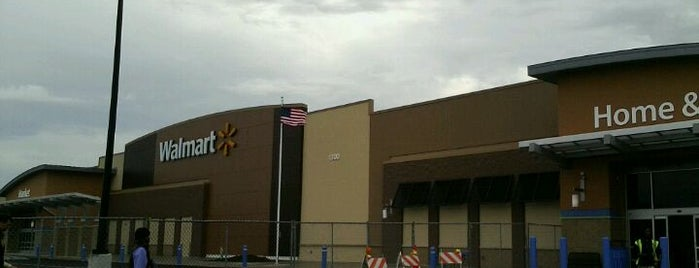 Walmart Supercenter is one of Favorites!. :).