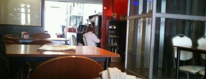 Sara Cafe is one of Break, coffee break Rosario.