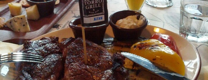 Torro Grill is one of Foodies to visit.