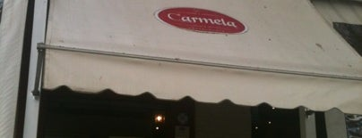 Carmela is one of Comidinhas.