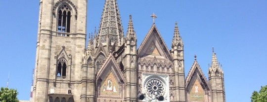 Templo Expiatorio del Santísimo Sacramento is one of guadalajara.