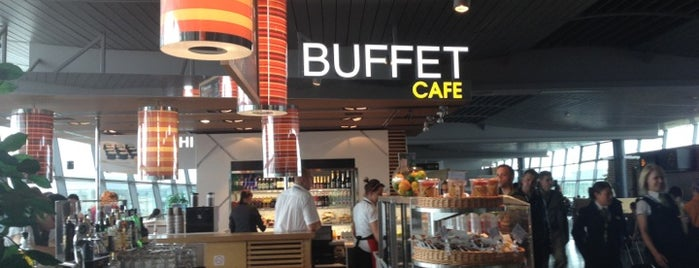 Buffet is one of Иностранные страны.