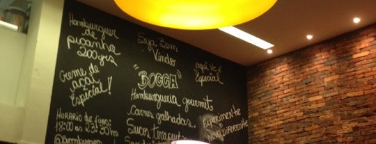 Bocca Hamburgueria Gourmet is one of Top 10 restaurants when money is no object.