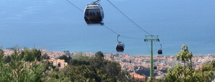 Teleférico Monte-Funchal is one of Madeira.