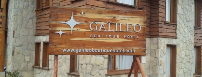 Galileo Boutique Apart Hotel San Carlos de Bariloche is one of Lugares favoritos de Sol.