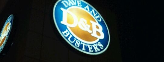 Dave & Buster's is one of Things To Do.