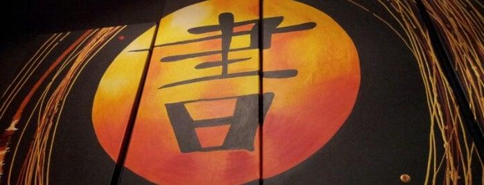Shintori is one of Favorite restaurants.