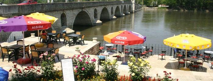 Edirne Belediyesi Protokol Evi is one of Locais salvos de Esra.