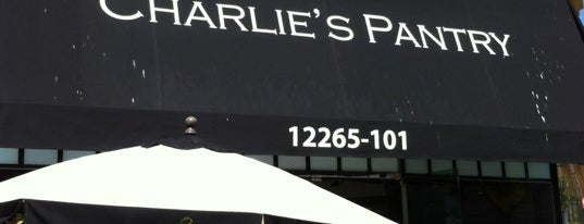 Charlie's Pantry is one of Neighborhood regular places.