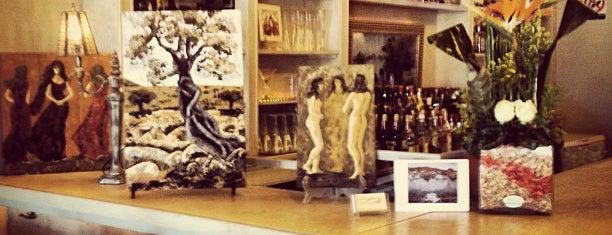 Ρέμβη is one of Aigina.